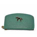 Candy Horse Wallet Blue