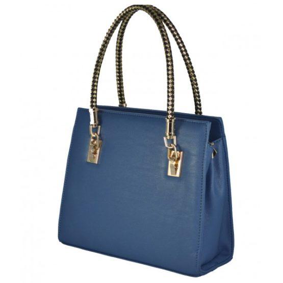 Чанта със Златни Дръжки