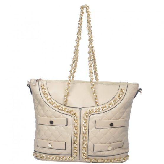 Чанта модел Moschino