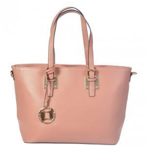 Стилна чанта с висулка
