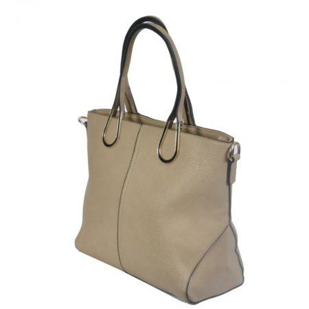Ежедневна чанта Крем