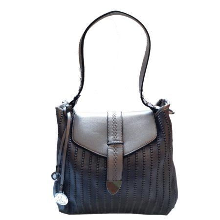 Ежедневна чанта Сива Перла